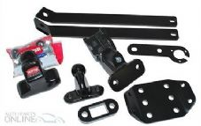 RANGE ROVER SPORT - HEIGHT ADJUSTABLE TOWBAR BRACKET TOW BAR HITCH KIT
